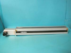 Isel Automation 230001 0600 Linear Slide Actuator Narrow Profile W 396330 8001