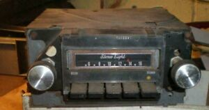 71 75 Impala B Body 73 75 Chevelle A Only Am Radio Stereo Eight 8 Track Player