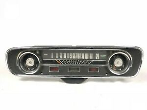 1964 Half 65 Ford Mustang Falcon Instrument Gauge Cluster Fastback