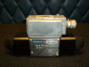 Vickers double A 9 Available Hydraulic Solenoid Valve 10b1 tested Warranty