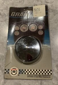 Grant 5894 Chrome Plain Horn Button New In Package Superior 500 Steering Wheel