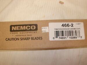 Nemco 466 2 Blade Assembly 1 4 Tomato Slicer Replacement Part Free Shipping
