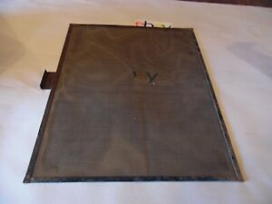 1977 Ford 1600 Diesel Farm Tractor Grill Chaff Screen very Nice