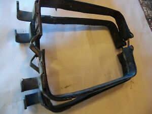 1977 Ford 1600 Diesel Farm Tractor Fuel Tank Straps