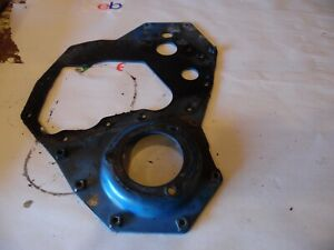 1977 Ford 1600 Diesel Farm Tractor Front Engine Plate