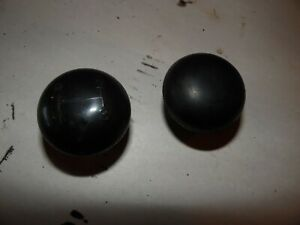 1977 Ford 1600 Diesel Farm Tractor Shift Lever Knobs