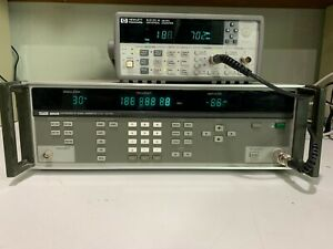 Lowered Fluke 6060b Synthesized Rf Signal Generator 10k 1050mhz Am fm Mod