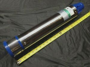 1 Hp Submersible Water Well Pump New Wet End Only No Motor