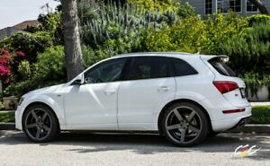 Audi Q5 2008 12 Rs Style Caractere Caractere Wheel Arch Extensions