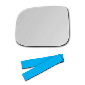 S D027l Mirror Glass For Chevrolet Colorado Gmc Canyon Driver Side View Left Lh