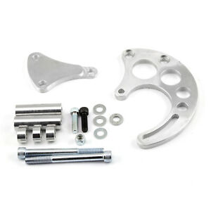 Chevy Bbc 454 Long Pump Billet Power Steering Pump Bracket