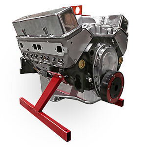 Chevy Sbc 383 400hp Cast Hypereutectic Aluminum Head Hyd Roller Crate Engine