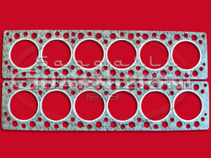 Ferrari 365 Gtc 4 Head Gasket Set New