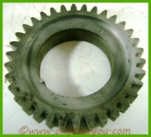 A4030r John Deere A Clutch Pulley Gear Aa5414r Media Blasted And Cleaned