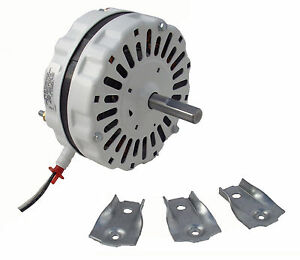 Lomanco Power Vent Attic Fan Motor 1 10hp 1100 Rpm 115 Volts F0510b2497