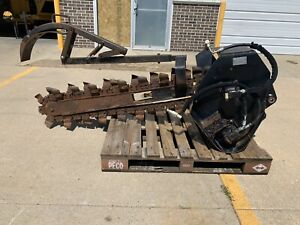 Ditch Witch Trencher Attachment Toro Dingo 58