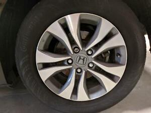 2013 2015 Honda Accord Alloy Wheel 16x7 tire Not Included free Shipping