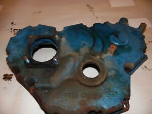 1977 Ford 1600 Diesel Farm Tractor Timing Cover