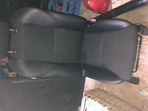 2013 Mazda Speed3 Front Back Seats Steering Wheel