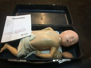 Laerdal Resusci Baby Cpr Manikin With Carrying Case