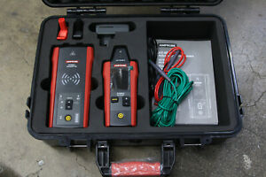 Amprobe At 6000 Wire Tracer Kit Mint Condition At 6030