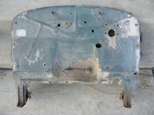 Not Rusted Out 1933 1934 Ford Pickup Panel Truck Firewall