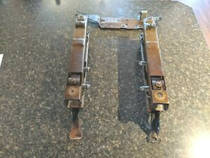 1960 S And 1970 S Gm 6 Way Power Seat Tracks Used Cadillac Buick Chevy Olds
