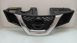 Nissan Rogue Upper Grille 62310 9ta1a Oem 14 15 16 214 2015 2016
