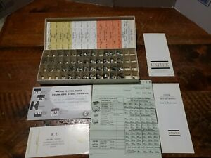 125 New Rocky Mountain Tru chrome Primary Molar Dental Crown Stainless Steel Usa