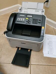 Brother Intellifax 2849 Super G3 Fax Modem Printer Tested Working