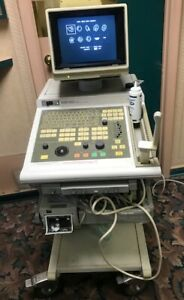 Hitachi Eub 515 Ultrasound Machine