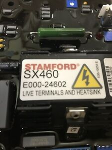 New Cummins Onan Stamford Generator Voltage Regulator Sx460 Part E000 24602 1p