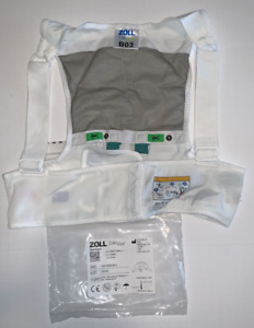 Zoll Lifevest Wearable Vest garment Sz B03 New 10a1004 b03