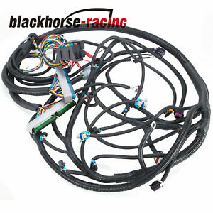 Standalone Wiring Harness W 4l60e For 03 07 Ls Vortec 4 8 5 3 6 0 Drive By Wire