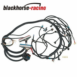 Standalone Wiring Harness T56 Or Non electric Tran For 1997 2006 Ls1 4 8 5 3 6 0