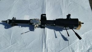 86 89 Corvette Steering Column Tilt Telescopic Rebuilt Automatic Type