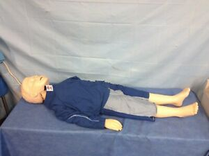 Laerdal Resusci Junior Manikin With Hard Case Junior Child Cpr Training Manikin