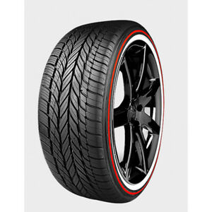 Vogue Tyre Red Stripe Custom Built Radial 235 55r17 99h 60 Ww Rw qty Of 1