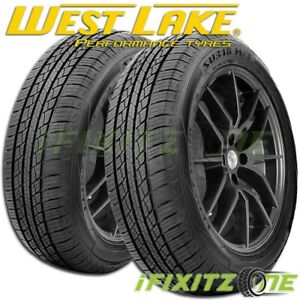 2 Westlake Su318 All season 255 70r16 111t 500aa M s Touring Tires For Suv Cuv