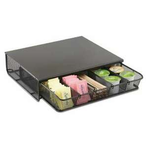 Safco One Drawer Hospitality Organizer 5 Compartments 12 1 2 X 073555327427