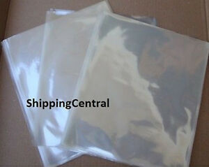 1000 Shrink Wrap Bags 5 x 8 Candles Soaps Pvc 1000 Pieces
