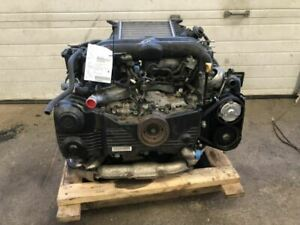 2009 2013 Subaru Forester Turbo Engine Motor 2 5l