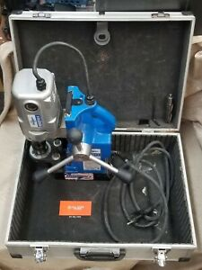 Hougen Hmd90 Portable Magnetic Drill Used