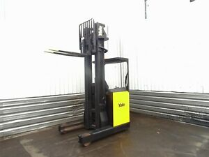 Yale Mr14h Used Reach Forklift Truck 2057