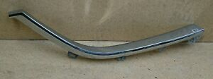 2013 2015 Mazda Cx 9 Front Bumper Grille Lower Molding Trim Right Tk21507j1b