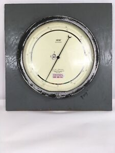 0 500 1000 Psia High Pressure Oxygen Gauge 13 Inch Large Heise Cmm 62171