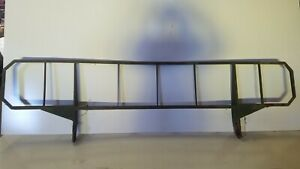 Nos Hmmwv M113 114 m998 Brush Guard Grille Humvee 57k4387 Military Truck Grille