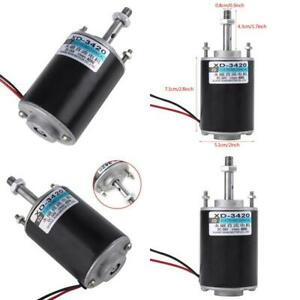 12 24v 30w High Speed Cw ccw Permanent Magnet Dc Motor For Diy Generator dc 24v