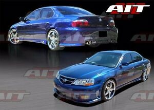 2002 2003 Acura Tl Rev Style Full Body Kit ait Racing Original Product 4pc Kit