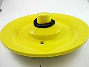 Team Dynamics Unknown Yellow Custom Wheel Center Cap Lc45 For 1 Cap
